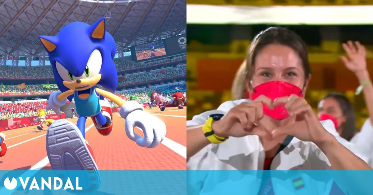 Los Juegos Olímpicos de Tokio se estrenan con una gala repleta de música de videojuegos