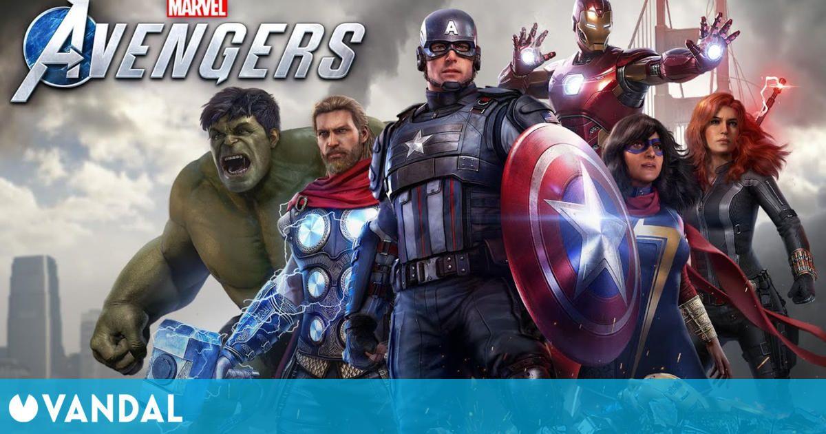Prueba Marvel's Avengers de Square Enix gratis desde el 29 de julio hasta el 1 de agosto