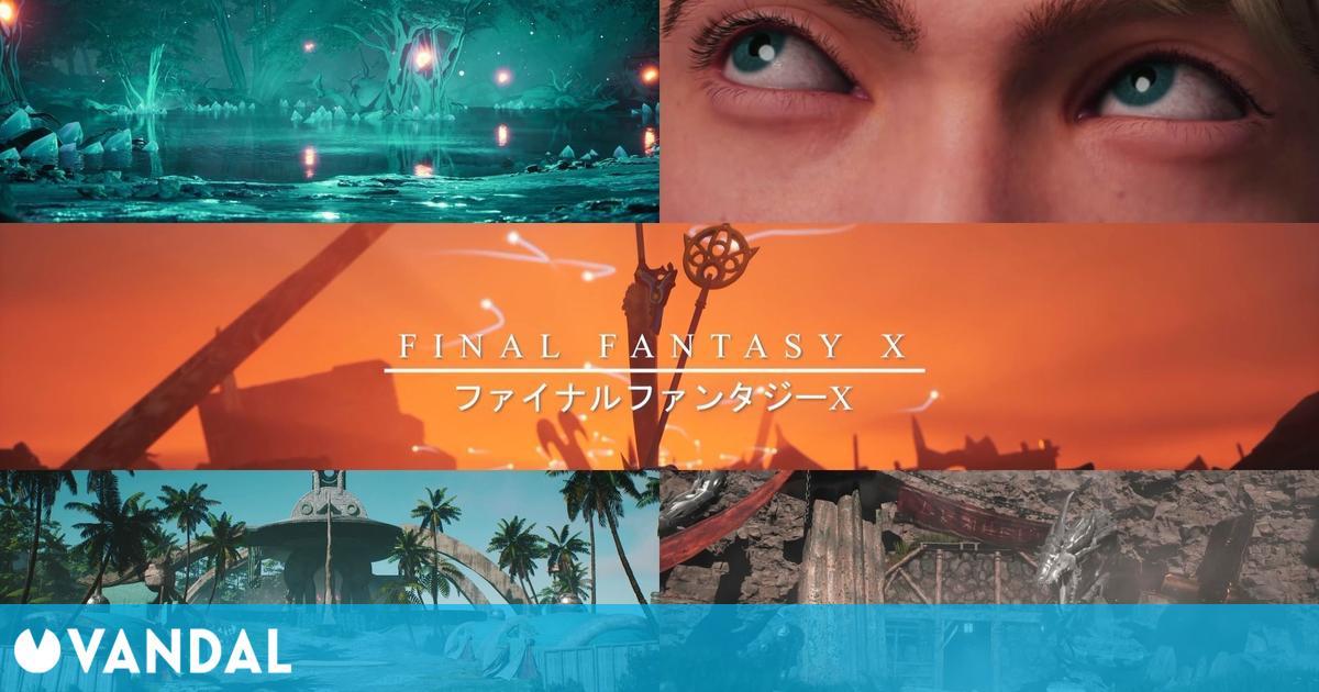 Así de espectacular luciría Final Fantasy X con Unreal Engine y ray tracing