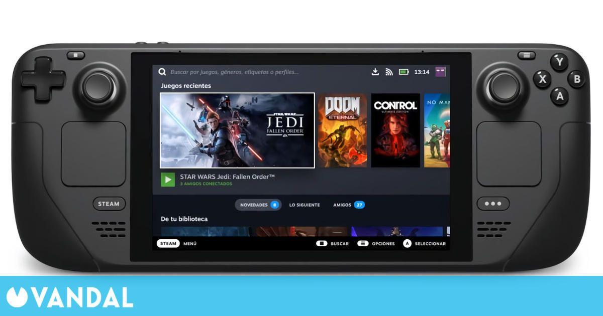 Steam Deck: Valve asegura que a día de hoy es compatible con todos los juegos de Steam