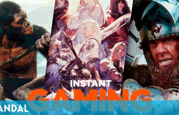 Estas son las mejores 10 ofertas de Instant Gaming para el fin de semana