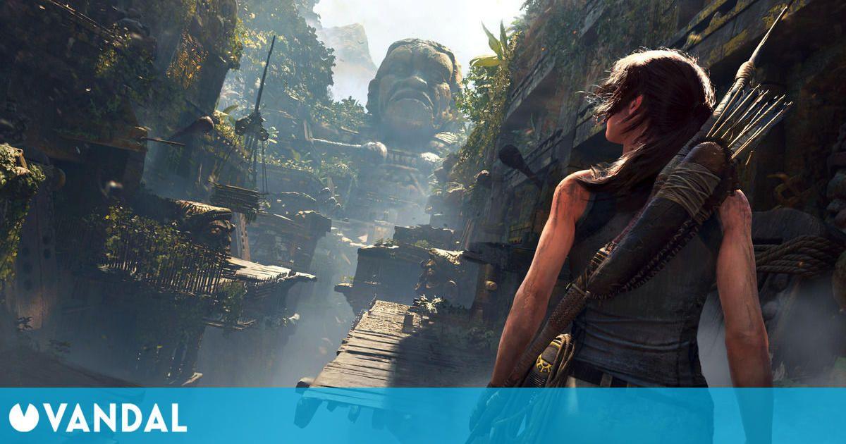 Shadow of the Tomb Raider se actualiza en PS5 para admitir 4K a 60 fps