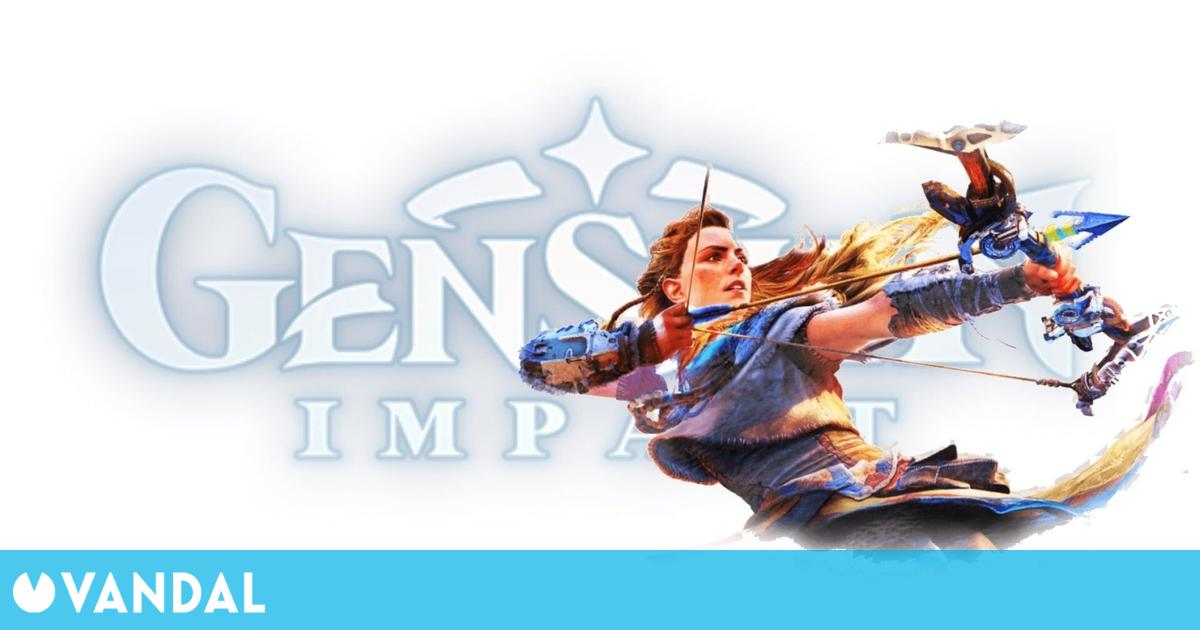 Genshin Impact dará la bienvenida a Aloy: Os contamos cómo conseguirla