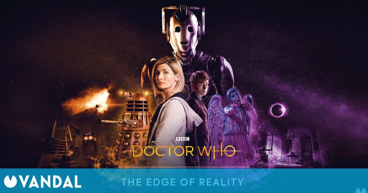 Doctor Who: The Edge of Reality debuta el 30 de septiembre en PC y consolas