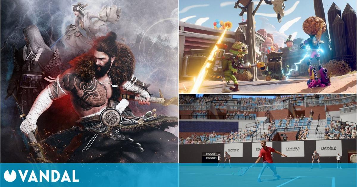 Estos son los juegos de PS Plus en agosto: Hunter's Arena: Legends, Tennis World Tour 2…