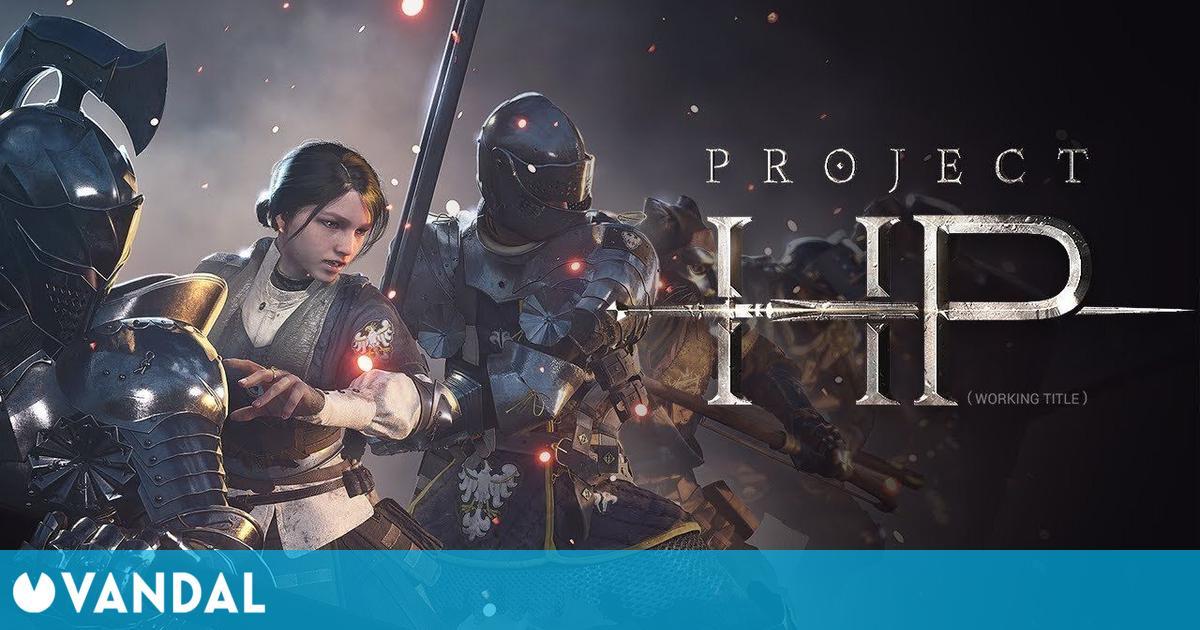 Project HP, el juego de brutales combates medievales, presenta sus gameplay y alfa cerrada