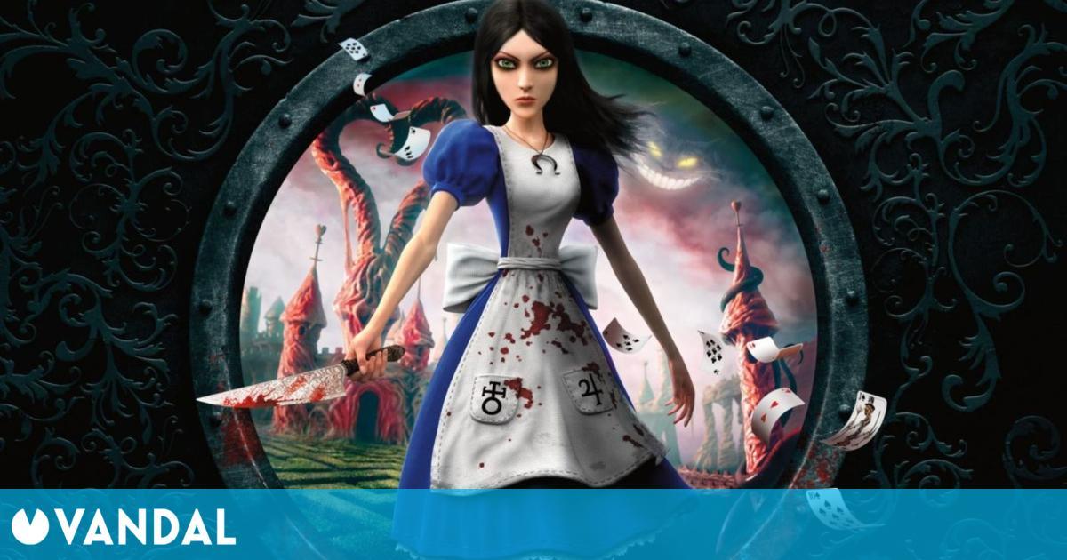 American McGee quiere hacer un nuevo juego de terror Alice junto a EA