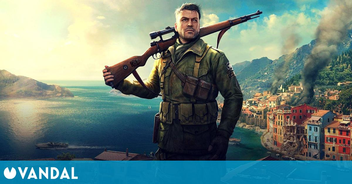 Sniper Elite 4 Enhanced ya disponible en PS5 y XSX/S con resolución 4K y 60 fps