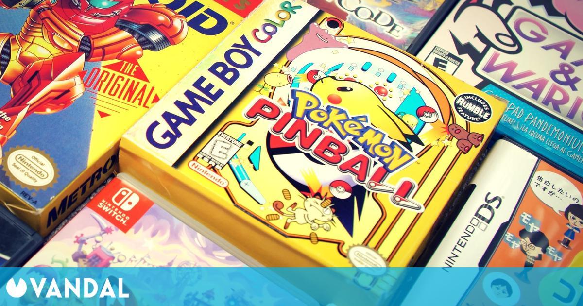 Una nueva filtración de Nintendo nos descubre un Pokémon Pinball cancelado para DS