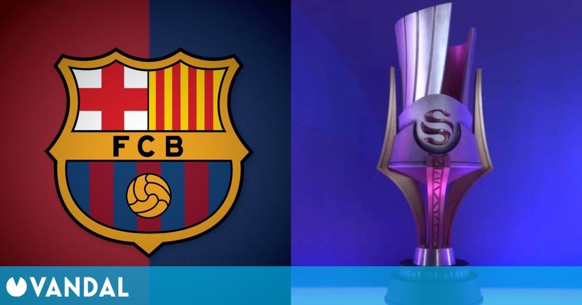 El FC Barcelona invertirá más de 200.000 euros para participar en la Superliga de LOL