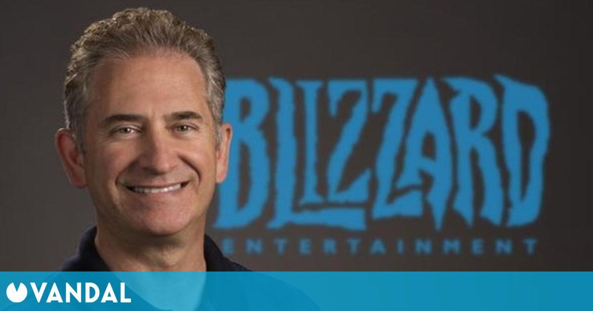 El expresidente de Blizzard se muestra avergonzado por las acusaciones de abuso a mujeres