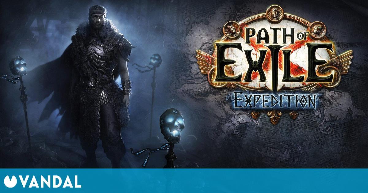 Path of Exile, el popular RPG free-to-play, da la bienvenida a su expansión Expedition
