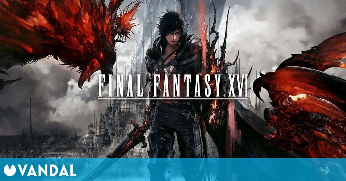 Final Fantasy XVI: la grabación de voces en inglés se ha priorizado frente al japonés