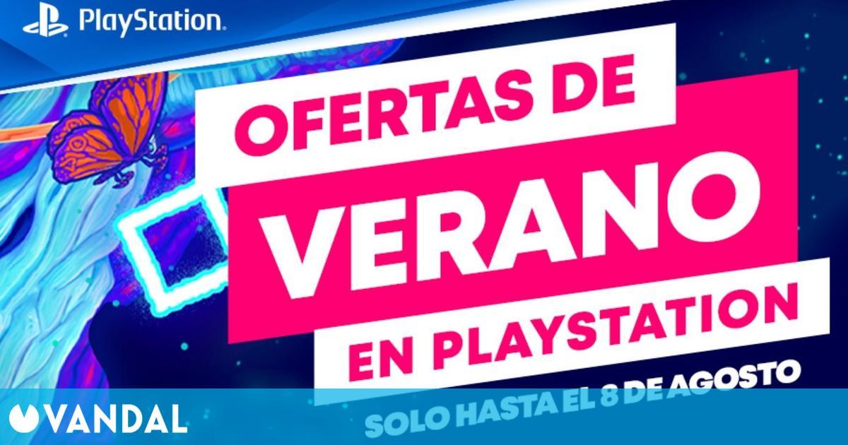 GAME lanza sus Ofertas de Verano de PlayStation con descuentos en juegos, periféricos y más