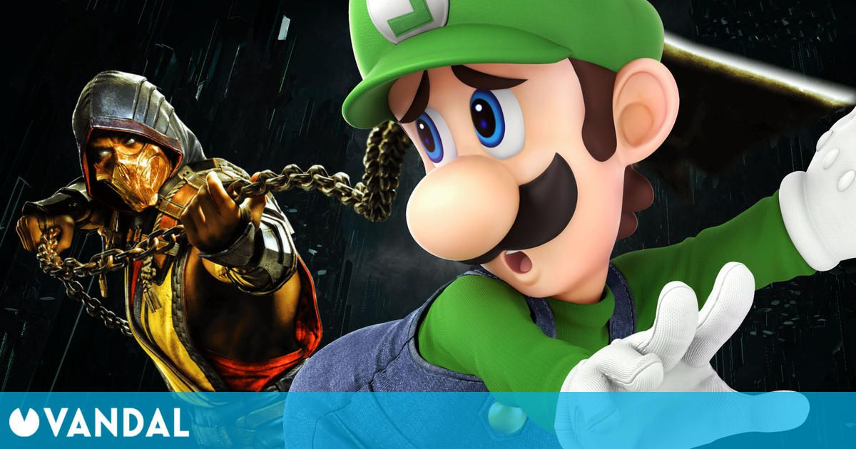 Mortal Kombat supera a Smash Bros. como saga de lucha más vendida con 73 millones de copias