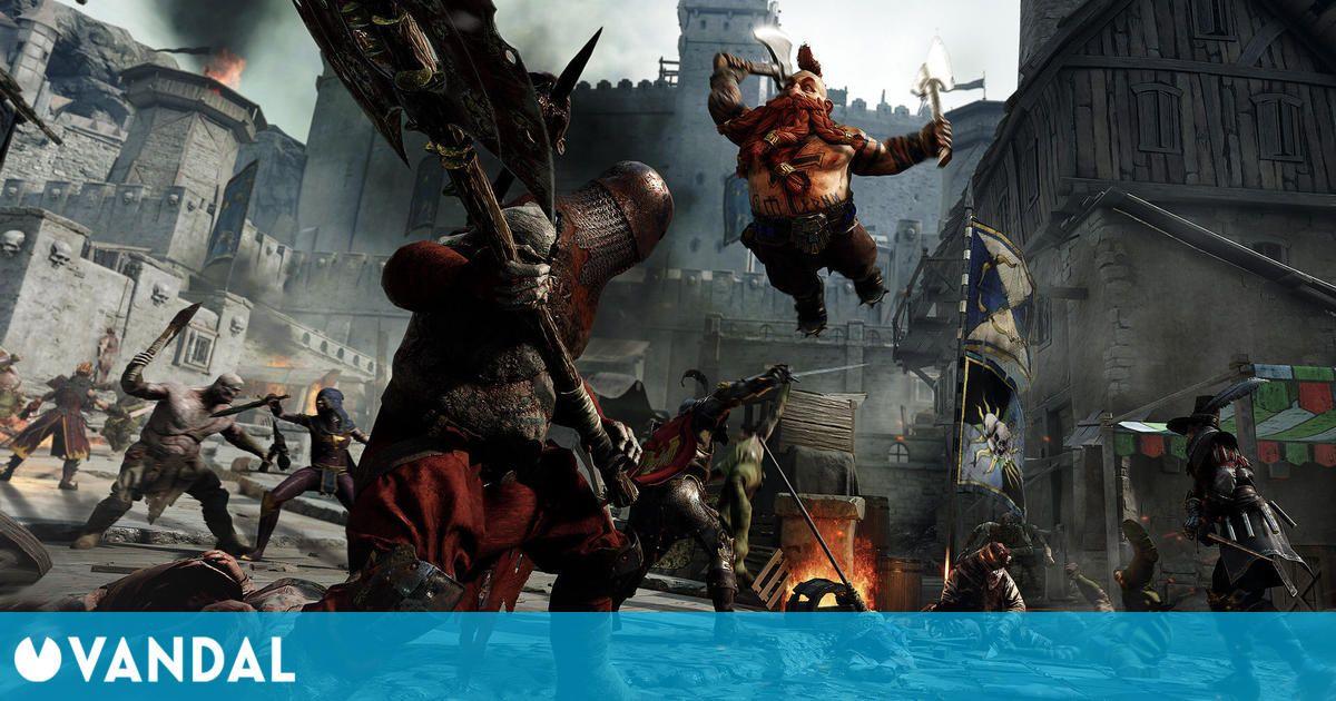 Warhammer Vermintide 2 recibe las mejoras de PS5 que incluyen 60 fps y más