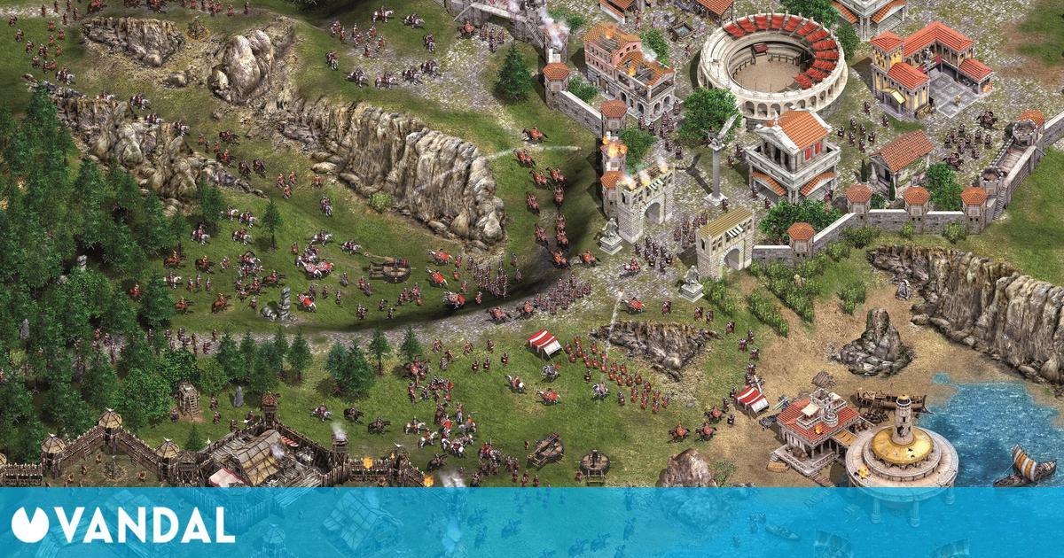 Game comienza la campaña de reservas de Imperivm RTC – HD Edition con ediciones exclusivas
