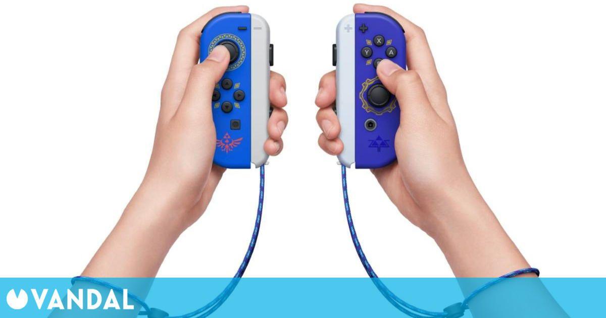 Nintendo podría haber arreglado el Joy-Con drift con los mandos de Zelda, pero no