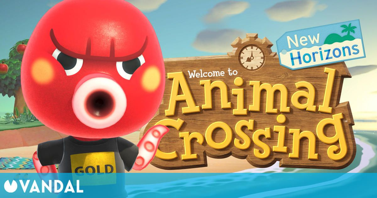 Animal Crossing: New Horizons recibirá nuevo contenido gratuito este año, asegura Nintendo