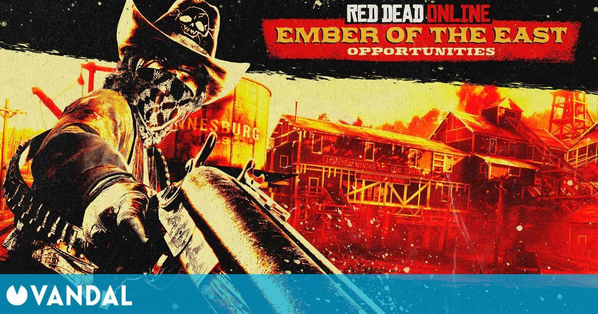 Red Dead Online: Nuevas oportunidades, misiones de Blood Money, descuentos y mucho más
