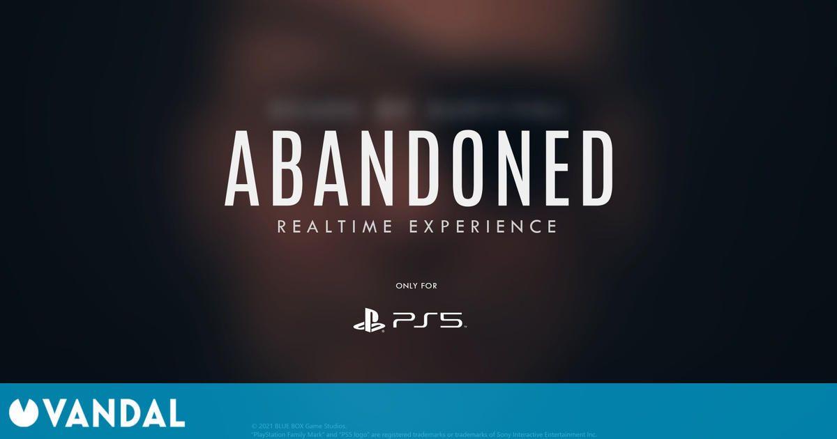 Abandoned publica una nueva imagen y vuelven los rumores sobre Hideo Kojima