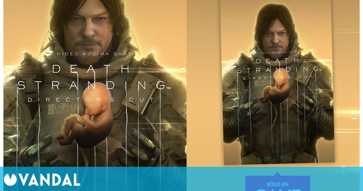 Si reservas Death Stranding Director's Cut en Game te llevas un póster exclusivo de regalo