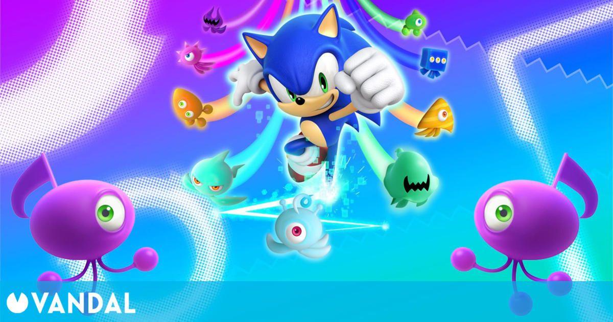 El álbum de la banda sonora de Sonic Colours: Ultimate llegará el 29 de septiembre