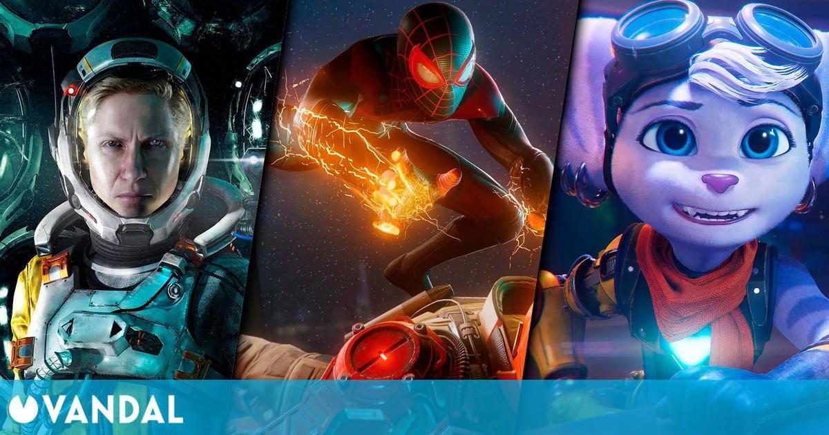 Spider-Man: Miles Morales ha vendido 6,5 millones de unidades, Returnal 560.000 copias