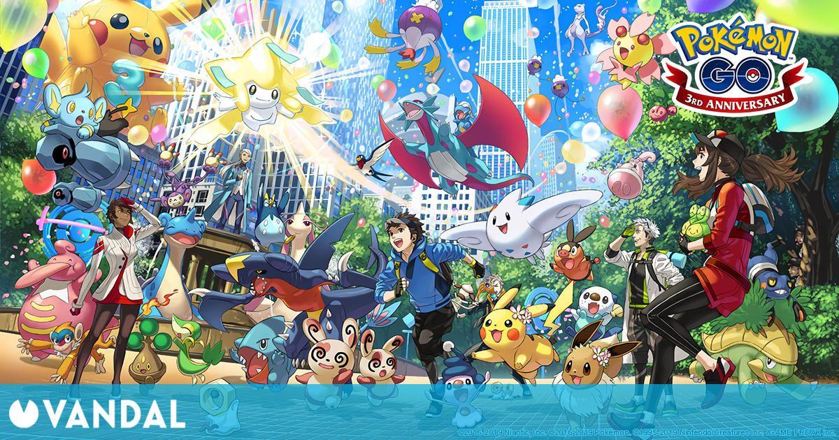 Pokémon GO: Niantic expulsa por error a multitud de jugadores