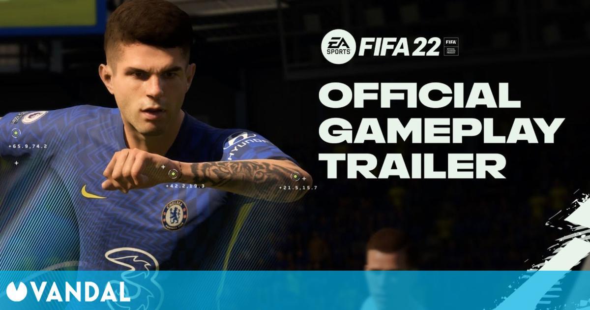 FIFA 22 mostrará un nuevo tráiler gameplay el 29 de julio a las 17:00h (hora española)