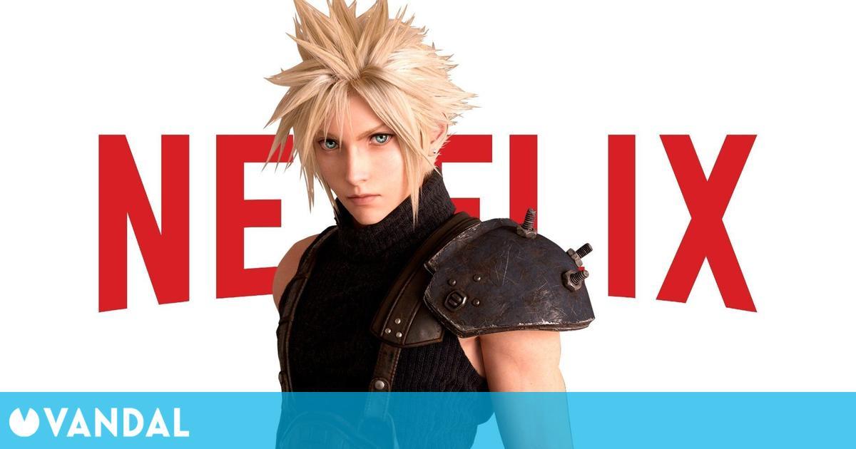 Final Fantasy podría recibir una serie con actores reales para Netflix, según rumores