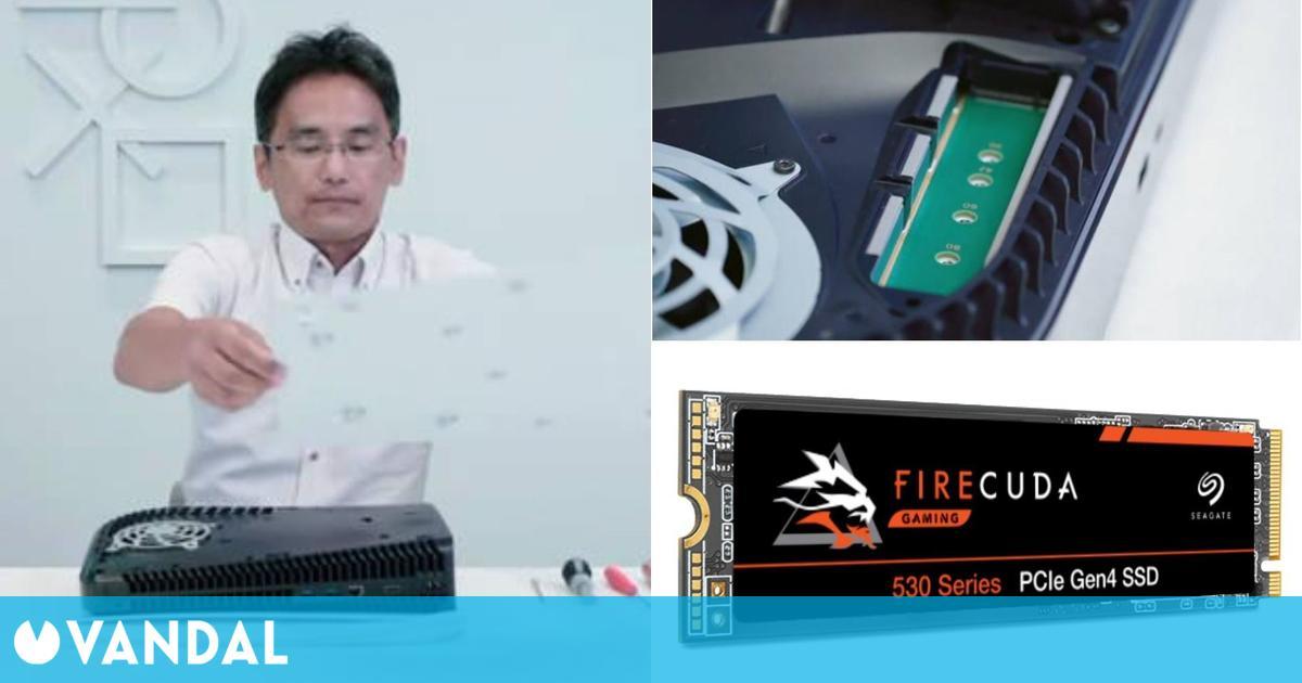 Seagate anuncia el FireCuda 530, un SSD M.2 para PS5 a partir de 199 $ australianos