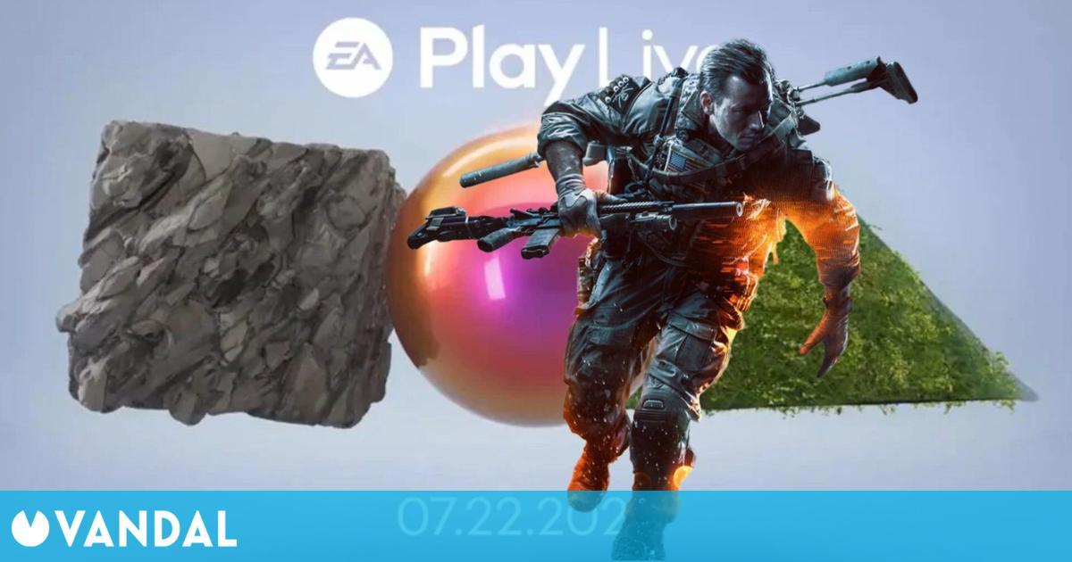 EA Play Live: Durará 40 minutos y se centrará en juegos que 'saldrán pronto'