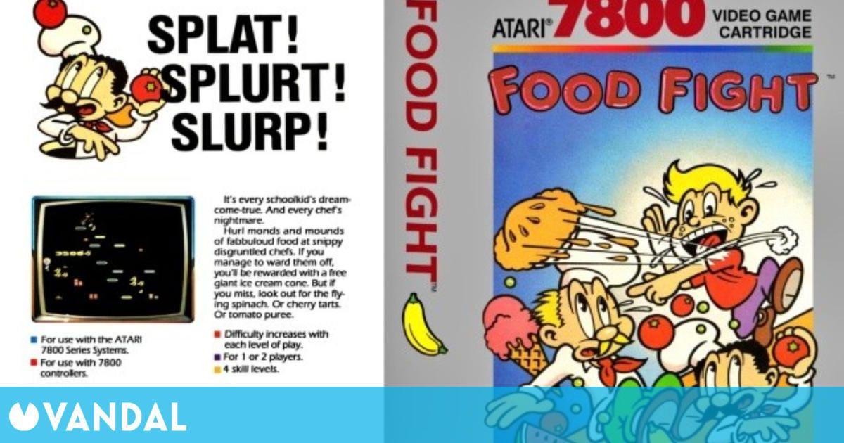 Atari confirma el remake de Food Fight, el clásico arcade de 1983, para 2022