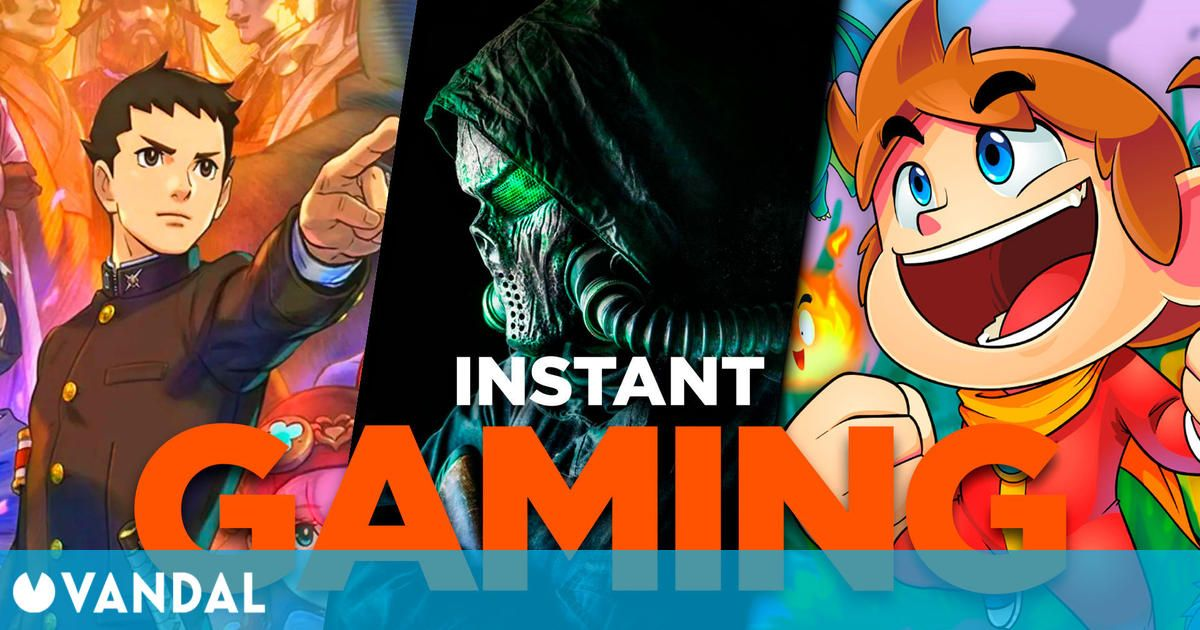 Las 10 mejores ofertas de Instant Gaming para el fin de semana que da la bienvenida a agosto