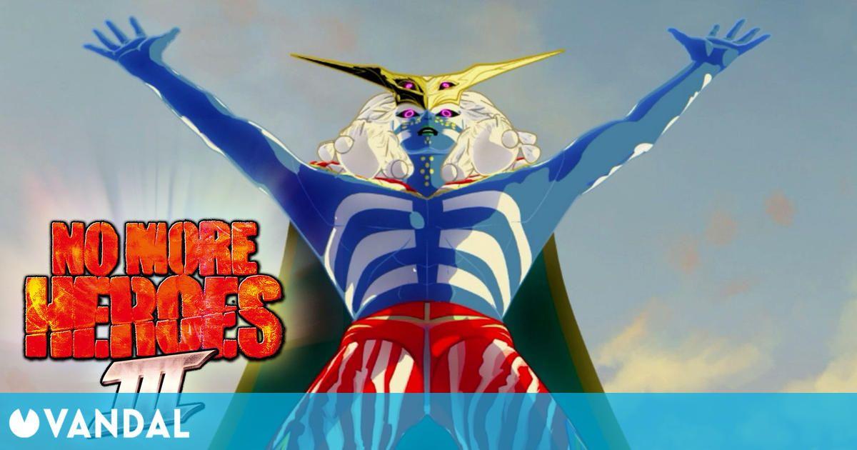 No More Heroes 3 nos presenta a sus peculiares superhéroes alienígenas en un nuevo tráiler