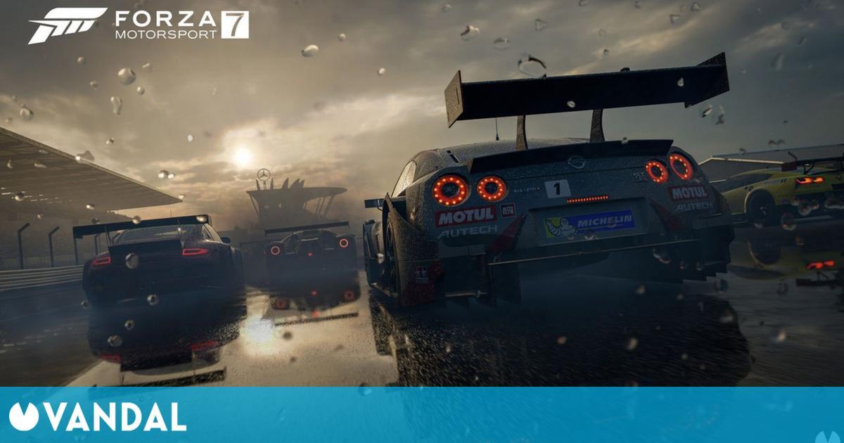 Forza Motorsport 7 se despide el 15 de septiembre: No se podrá comprar en Microsoft Store