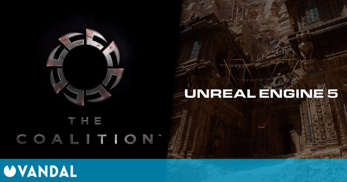 The Coalition, desarrolladora de Gears, presentará una demo en Unreal Engine 5 este mes