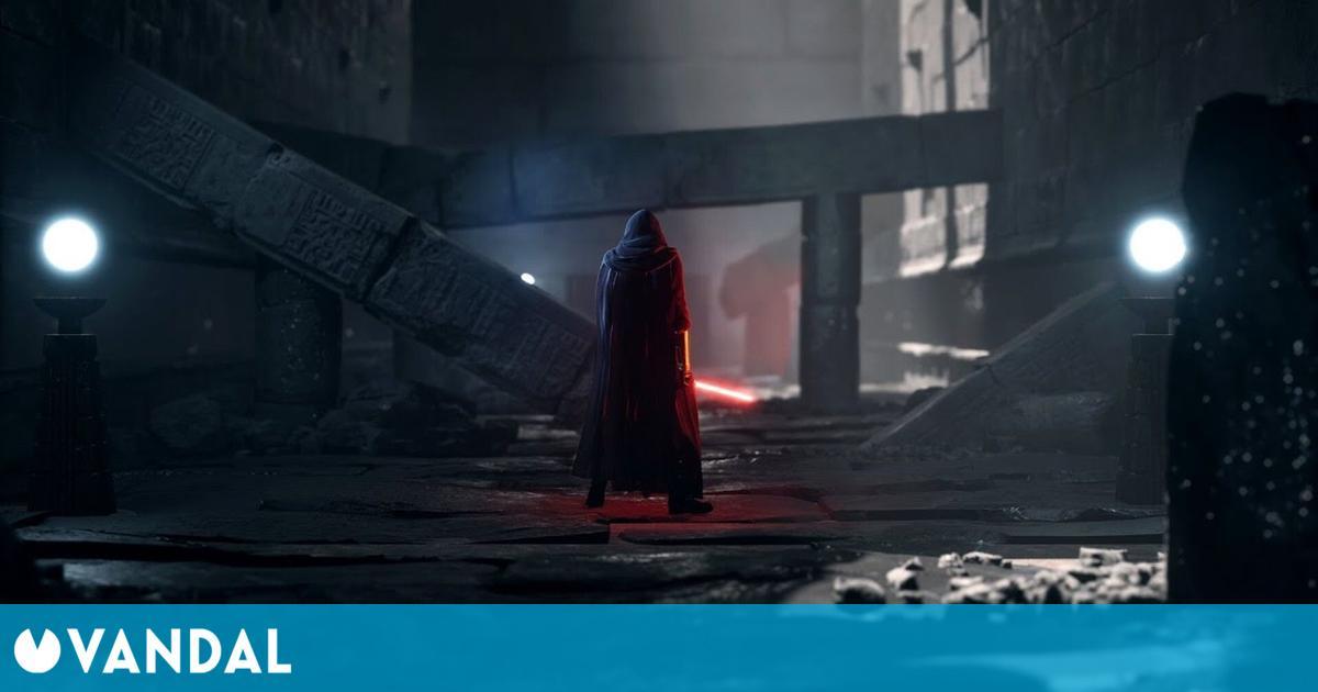 Star Wars: KOTOR hecho con Unreal Engine 5 para llevarnos a una galaxia muy lejana