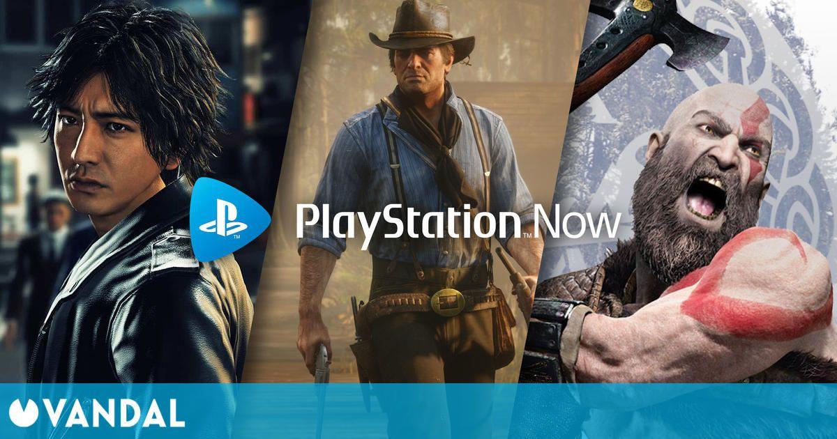 God of War, Judgment y Red Dead Redemption 2 entre los juegos de PS Now de julio