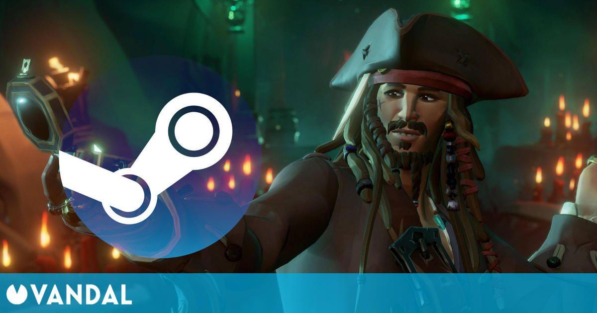 Cuatro de los diez juegos más vendidos en Steam la semana pasada están en Xbox Game Pass