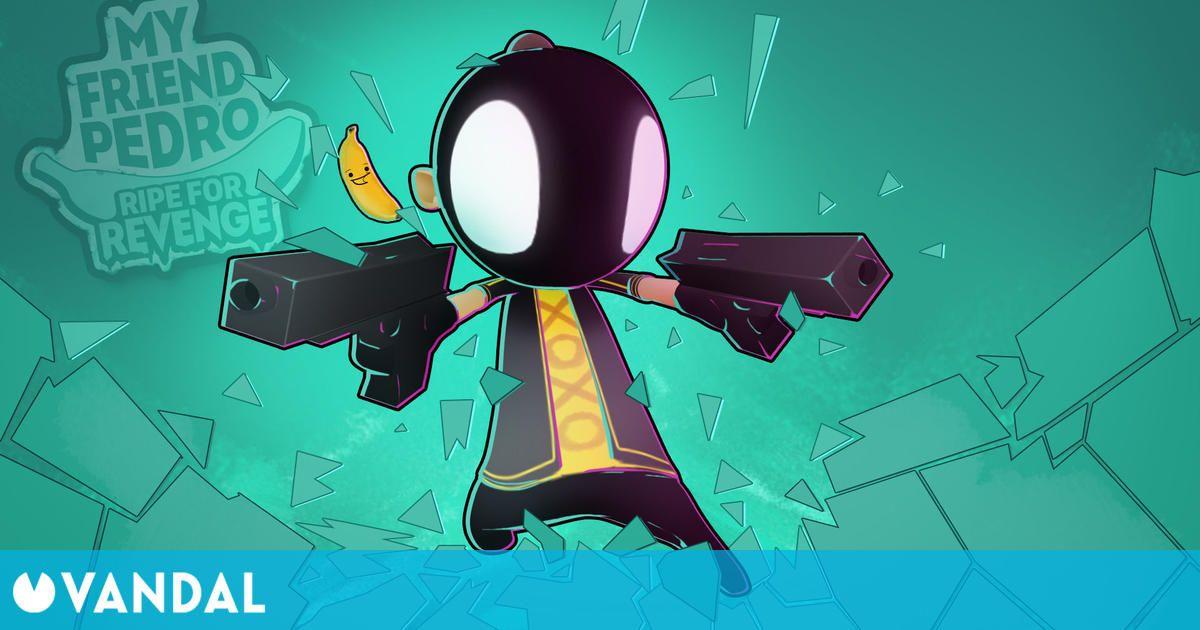 My Friend Pedro: Ripe for Revenge, un spin-off gratuito que llegará a móviles el 5 de agosto