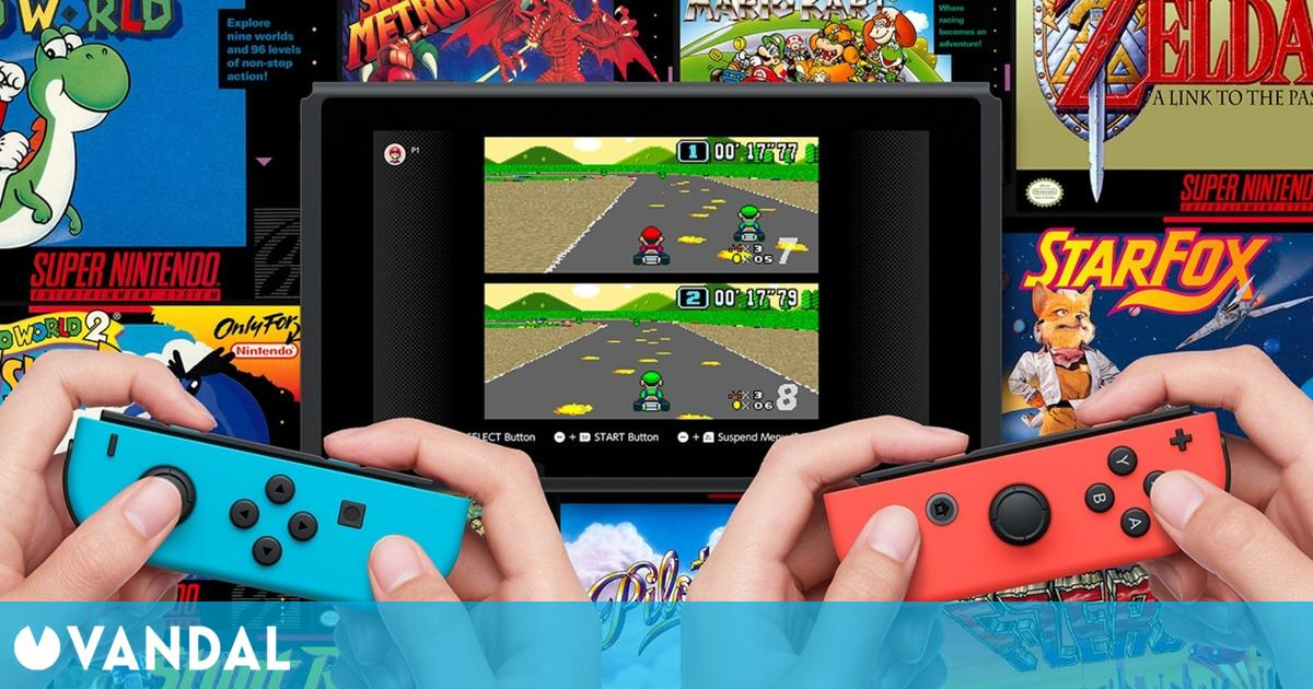 Nintendo trabaja en 'incrementar el atractivo' de Nintendo Switch Online