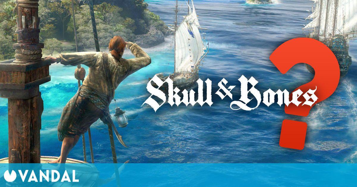 ¿Qué pasó con Skull and Bones? El juego de piratas de Ubisoft que lleva años a la deriva