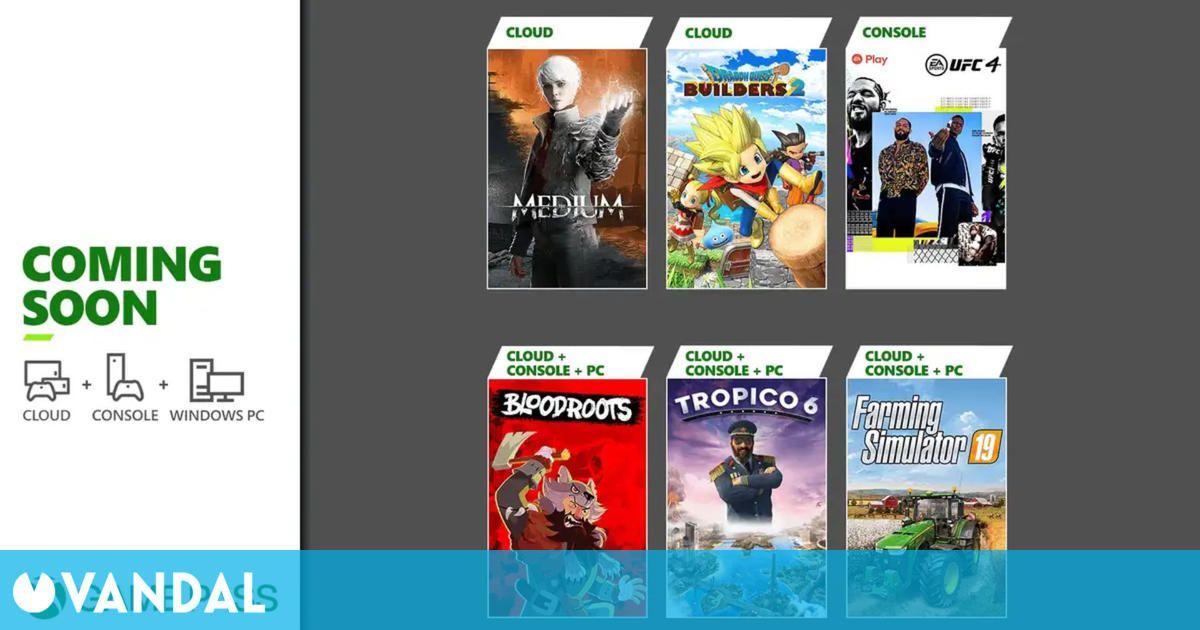 Xbox Game Pass recibe este mes Bloodroots, Farming Simulator 19, UFC 4 y más