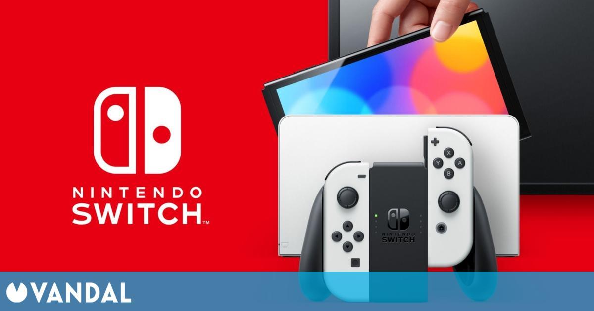 Nintendo confirma que Switch OLED no tiene cambios en la CPU ni la memoria RAM