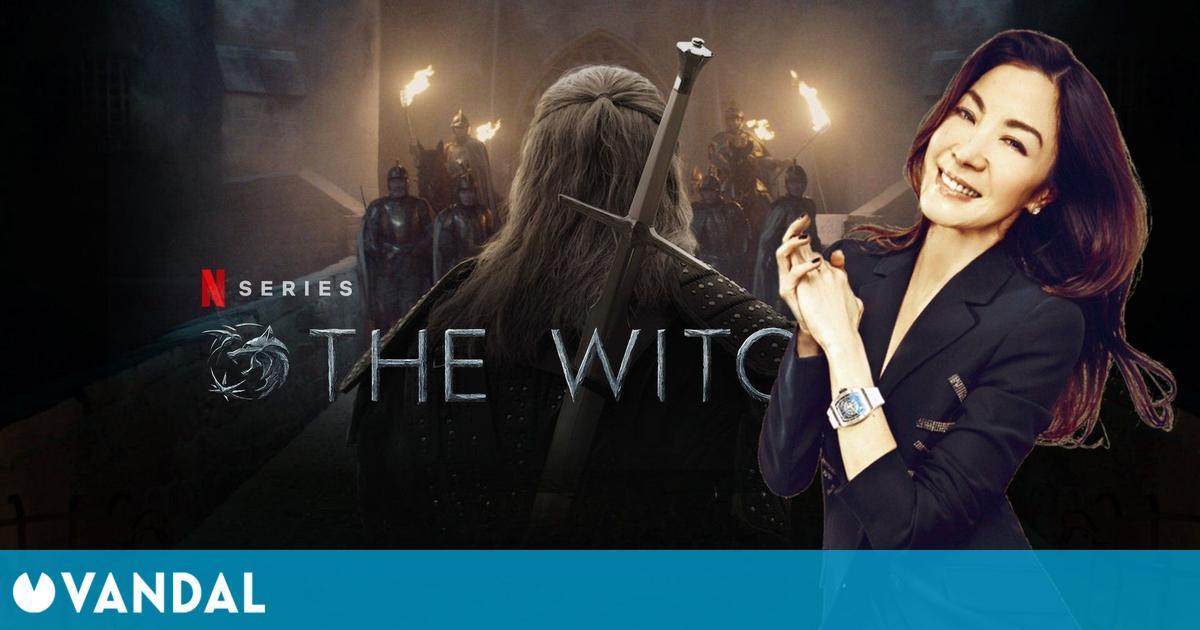 The Witcher: Blood Origin, la precuela de la serie de Netflix, ficha a Michelle Yeoh