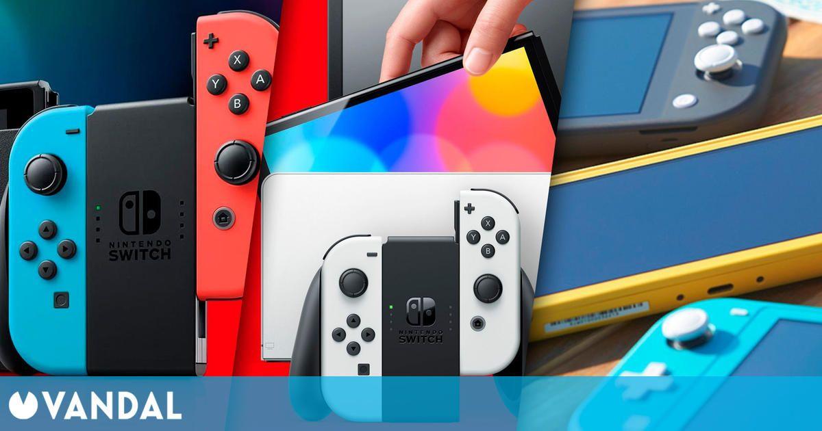 Nintendo Switch OLED vs Switch original: ¿en qué mejora? – Diferencias y comparativa