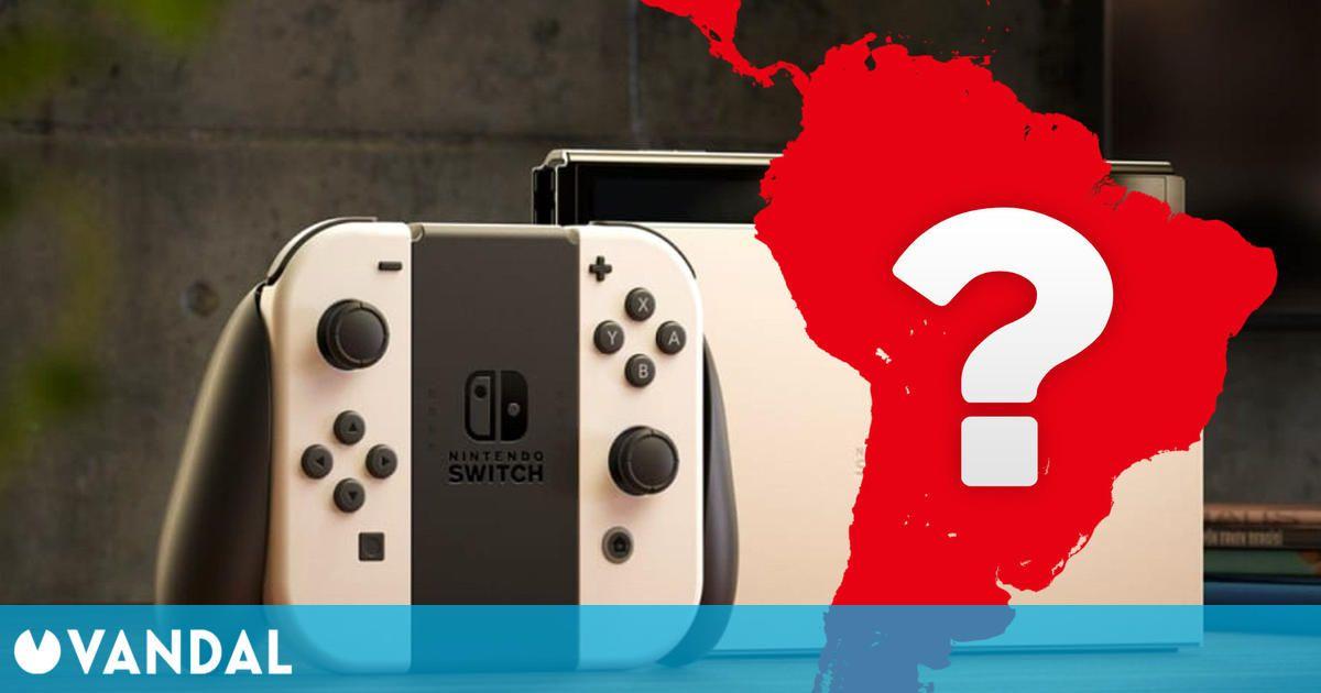 Nintendo Switch OLED no llegará a México y América Latina el 8 de octubre
