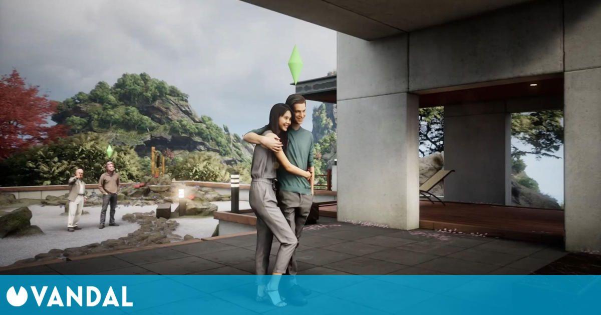 Así de inquietante luciría Los Sims 5 si fuera desarrollado con Unreal Engine 5